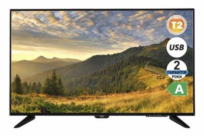 Телевізор Ergo LE43CT2500AK 1
