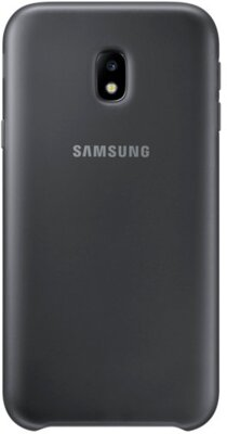 Чехол Samsung Dual Layer Cover Black EF-PJ330CBEGRU для Galaxy J3 (2017) J330 1
