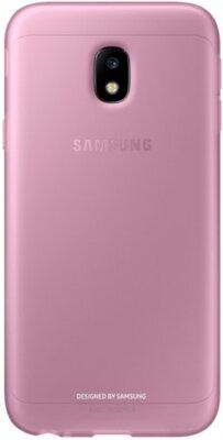 Чохол Samsung Jelly Cover Pink EF-AJ330TPEGRU для Galaxy J3 (2017) J330 1