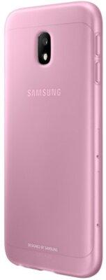 Чохол Samsung Jelly Cover Pink EF-AJ330TPEGRU для Galaxy J3 (2017) J330 2