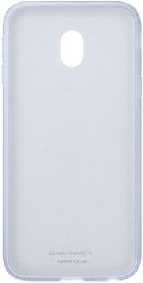 Чехол Samsung Jelly Cover Blue EF-AJ330TLEGRU для Galaxy J3 (2017) J330 5