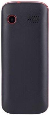 Мобильный телефон Nomi i244 Black-Red 2