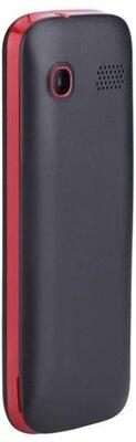 Мобильный телефон Nomi i244 Black-Red 5