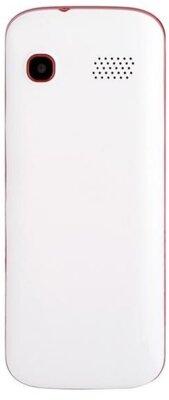 Мобильный телефон Nomi i244 White-Red 2