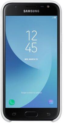 Чехол Samsung Dual Layer Cover White EF-PJ330CWEGRU для Galaxy J3 (2017) J330 3