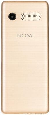 Мобільний телефон Nomi i241+ Gold 2