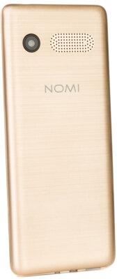 Мобільний телефон Nomi i241+ Gold 6