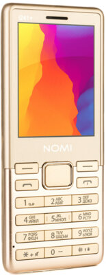 Мобільний телефон Nomi i241+ Gold 5