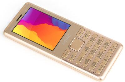 Мобільний телефон Nomi i241+ Gold 7
