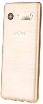 Мобільний телефон Nomi i241+ Gold 8