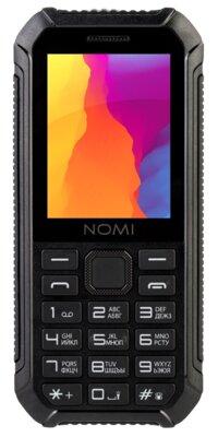 Мобильный телефон Nomi i245 X-Treme Black 1