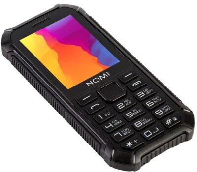 Мобильный телефон Nomi i245 X-Treme Black 8