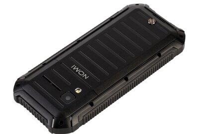 Мобильный телефон Nomi i245 X-Treme Black 9