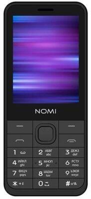Мобильный телефон Nomi i282 Grey 1