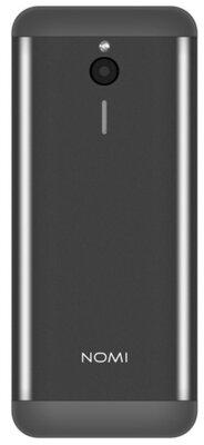 Мобильный телефон Nomi i282 Grey 2