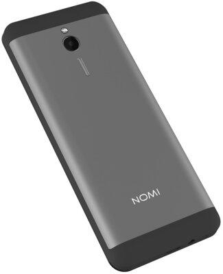 Мобильный телефон Nomi i282 Grey 6