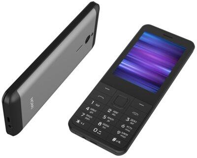 Мобильный телефон Nomi i282 Grey 11