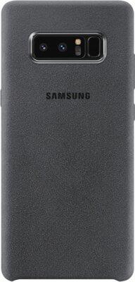 Чехол Samsung Alcantara Cover Dark Gray EF-XN950AJEGRU для Galaxy Note 8 N950 1