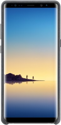 Чохол Samsung Alcantara Cover Dark Gray EF-XN950AJEGRU для Galaxy Note 8 N950 3