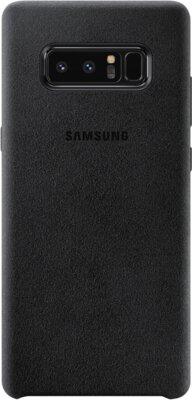 Чохол Samsung Alcantara Cover Black EF-XN950ABEGRU для Galaxy Note 8 N950 1