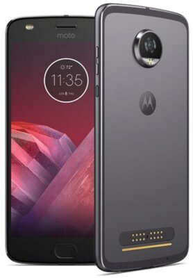 Смартфон Motorola Moto Z2 Play Lunar Grey 4