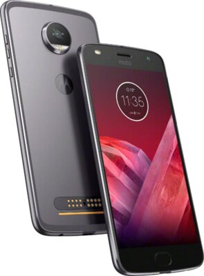 Смартфон Motorola Moto Z2 Play Lunar Grey 6