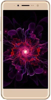 Смартфон Nomi i5050 Evo Z 3/32GB Gold 1