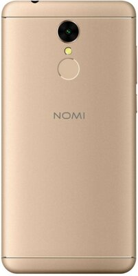 Смартфон Nomi i5050 Evo Z 3/32GB Gold 2