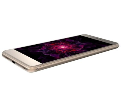Смартфон Nomi i5050 Evo Z 3/32GB Gold 7