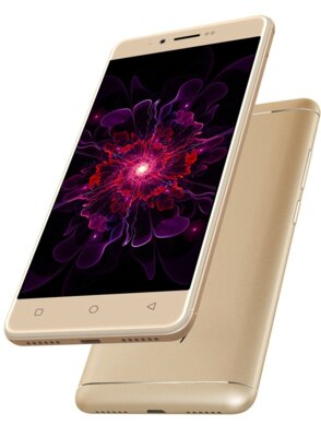 Смартфон Nomi i5050 Evo Z 3/32GB Gold 9