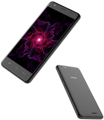 Смартфон Nomi i5510 Space M Black 8
