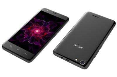 Смартфон Nomi i5510 Space M Black 7