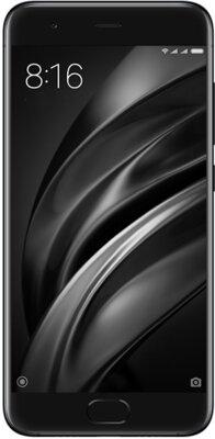Смартфон Xiaomi Mi6 6/64GB Black Українська версія 1