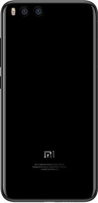 Смартфон Xiaomi Mi6 6/64GB Black Українська версія 2