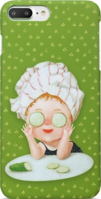 Чохол Avatti Gapchinska PC iPhone 7 Plus Cucumbers 1