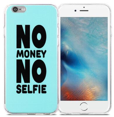 Чохол Utty B&Z PC iPhone 6/6S Selfie-Money Blue 1