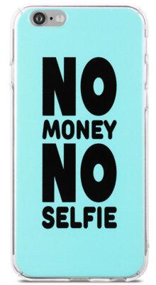 Чохол Utty B&Z PC iPhone 6/6S Selfie-Money Blue 2