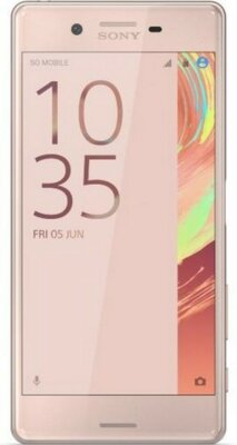 Смартфон Sony Xperia X F5122 Rose Gold 1