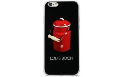 Чехол Avatti B&Z PC iPhone 6/6S Louis Bidon Black 1
