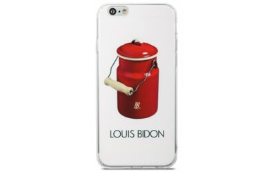 Чохол Avatti B&Z PC iPhone 6/6S Louis Bidon White 1