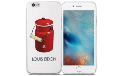 Чохол Avatti B&Z PC iPhone 6/6S Louis Bidon White 2