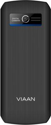 Мобільний телефон Viaan V182 Black-Blue 2