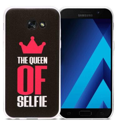Чохол Utty B&Z Ultra Thin Samsung A5 A520 Queen of Selfie 1
