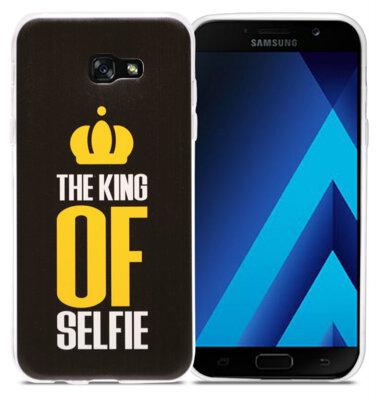 Чохол Utty B&Z Ultra Thin Samsung A7 A720 King of Selfie 1