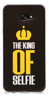 Чохол Utty B&Z Ultra Thin Samsung A7 A720 King of Selfie 2
