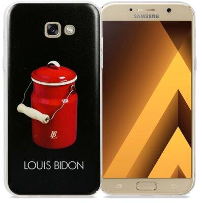 Чохол Avatti B&Z PC Samsung A7(2017) A720 Louis Bidon Black 2