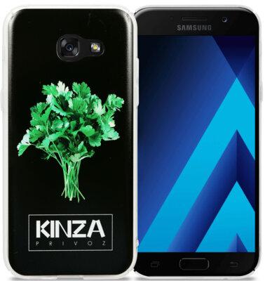 Чохол Avatti B&Z PC Samsung A5(2017) A520 Kinza Black 2