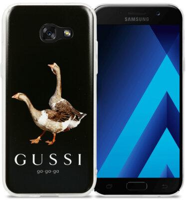 Чохол Avatti B&Z PC Samsung A5(2017) A520 Gussi Black 2