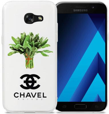 Чохол Avatti B&Z PC Samsung A5(2017) A520 Chavel White 2