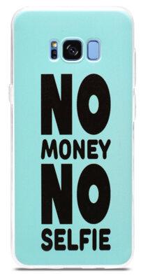 Чехол Utty B&Z Ultra Thin Samsung S8 G955 Self Money Blue 1